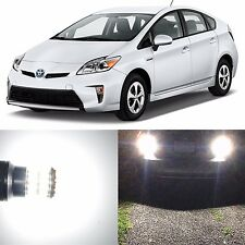Alla Lighting Back-Up Reverse Light 921 White LED Bulbs for 12~16 Toyota Prius C