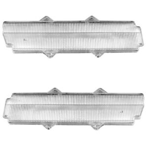 Good Used Side Cornering Lamp Lenses for 1965 Cadillac