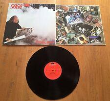 SAGA Worlds Apart   - LP - Vinyl