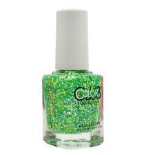 Color Club Nail Polish Lacquer ANR04 Go-Go Green 0.5 oz