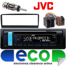ALFA ROMEO 156 1997-2001 1a generazione JVC CD MP3 USB AUX IPOD CAR RADIO STEREO KIT