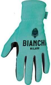 Bianchi Milano OSIO Radsport-Winterhandschuhe celeste