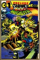 Megalith #1-1993 fn+ 6.5 Neal Adams autographed Deathwatch