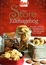 Buch DÄNISCH Den Store Julebagebog Bagebog Backbuch Dänemark Backen Weihnachten