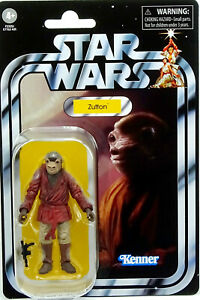 """ZUTTON CANTINA ALIEN VC189 """"A NEW HOPE"""" STAR WARS THE VINTAGE COLLECTION HASBRO"""