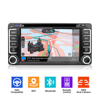 WinCE Car Radio Stereo GPS Navi Dash Parts DVD Player Bluetooth For Toyota
