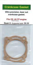 OS .60 FP Crankcase Gasket 2 Pack NIP