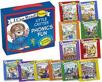 I Can Read Little Critter Phonics Fun by Mercer Mayer (Box Set)FREE shipping $35