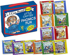 My First I Can Read Little Critter Phonics Fun by Mercer Mayer 12 Book Box Set