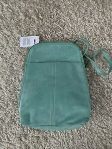 Asos Small Suede Backpack BNWT
