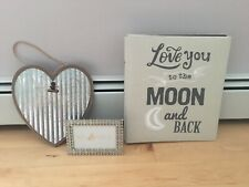 wedding supplies Include Album, Frame And Decorative Heart With Clip For Picture