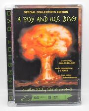 A Boy and His Dog (DVD, 1999, Widescreen) Special Collector's Edition