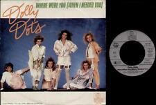 """DOLLY DOTS Where Were You 7"""" VINYL"""