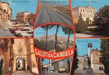 Cartolina Candela  Vedutine Autostrada dei Due Mari