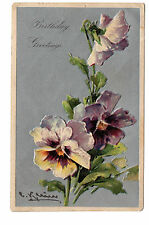 Flowers Collectable Military Postcards