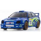 NEW Kyosho ASC MA-020 Subaru Impresa WRC Mini-Z Auto Collection FREE US SHIP