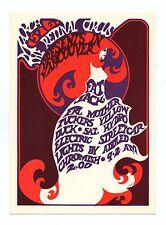 Retinal Circus Postcard 1968 Mar 15 Fat Jack Mother Tuckers Yellow Duck
