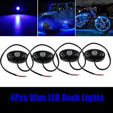 Ultra Bright Blue For Honda Accord Rock Under Car LED Lights Underbody Neon Glow