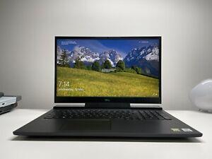 "Dell G7 17 7700- Core i7 / RTX 2070 - 16GB / 512GB 144HZ 17"" Gaming Laptop"