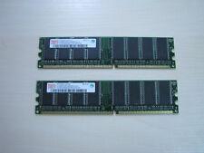Hynix DDR1 1GB (2 X 512MB) PC3200 400MHz 184pin Memory TEST OK!
