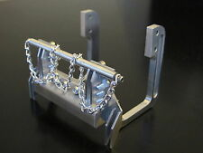 Custom Aluminum animal Bumper Guard for Tamiya 1/14 Scania R620 R470 Man Semi