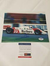 Mario Andretti Signed 8x10 Photo (Racing) PSA DNA COA
