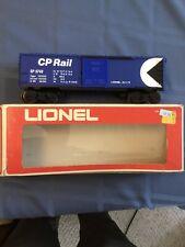 Lionel CP Rail Boxcar #6-9748 NOS