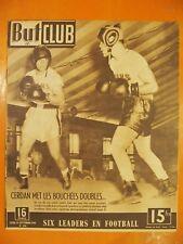 But & Club Miroir N° 143 du 13/9/1948-Boxe. M. Cerdan met les bouchées doubles