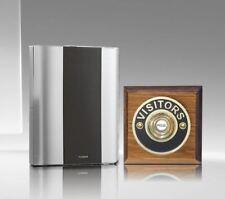 Friedland Libra+ Classic 100m Wireless Doorbell kit with Wireless Period Brass V
