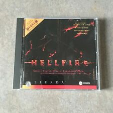Diablo Hellfire Single Player Expansion Pack CD PC Video Game
