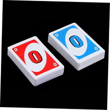 Party Family Entertainment Board Game UNO Fun Poker Playing Cards Puzzle Games e