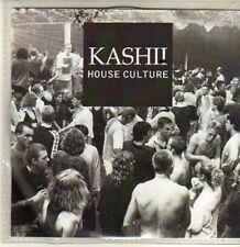 (CP641) Kashii, House Culture - DJ CD