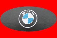 BRA BMW 5 E60 Bj. 03-10 + Logo Steinschlagschutzmaske Haubenbra Tuning