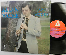 ALLAN VACHE jazz moods LP on audiophile label