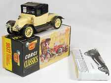 CORGI 9032 RENAULT 12/16 1910 DIE CAST MODEL CAR NEW FACTORY BOXED