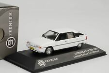 Citroen BX 16 TRS 1983 weiss 1:43 Triple9 Premium