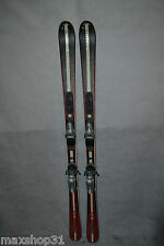 SKI PARABOLIQUE DYNASTAR EXCLUSIVE 11 TAILLE 163 CM + FIXATION LOOK SCI/ESQUI BE