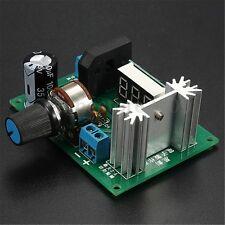 DC LM317 Adjustable Voltage Regulator Step-down Power Supply Module LED Meter HK