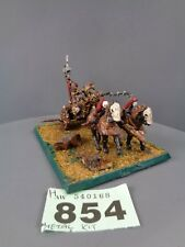 Warhammer Age of Sigmar Warriors of Chaos Metal Chariot 854