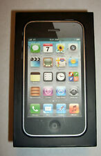 Apple Iphone 3GS 8GB Empty Box Inserts Instructions Stickers NO PHONE