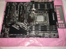 X79z-VB10 Intel Motherboard LGA 2011 ATX. With Xeon E5-1650 @ 3.50GHz. 32GB DDR3