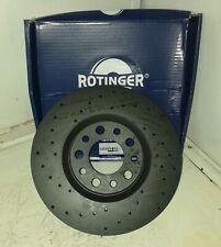 ROTINGER Dischi freno, Asse anteriore, Set da 2 pezzi RT 2456-GL//T3 Rivestimento anticorrosivo