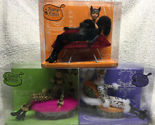 New Listingbarbie lounge kitties 3 Dolls Nrfb