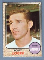 1968 Topps #24 Bobby Locke EX-MT   GO220