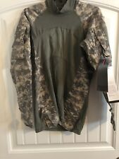 NEW Massif Flame Resistant FR Army Combat Shirt Multicam Small *H