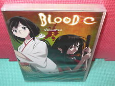 BLOOD C   - VOL.2 - ANIME  - NUEVA