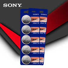 10pcs/lot SONY cr2032 Button Cell Batteries 3V Coin Battery