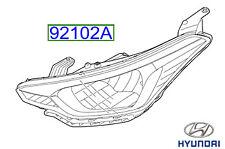 Genuine Hyundai i20 Head Light, LH Passengers Side - 92101C8210