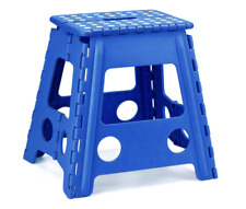 16 Inches Super Strong Folding Step Stool For Adults Kitchen Stepping Stools