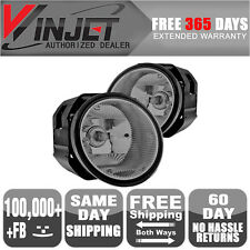 Fit 01-04 Nissan Xterra Frontier OE Fog Lights Clear Wiring Kit Included